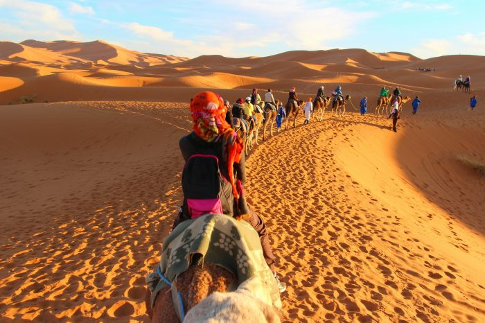 3 Days from Fes to Marrakech & Desert