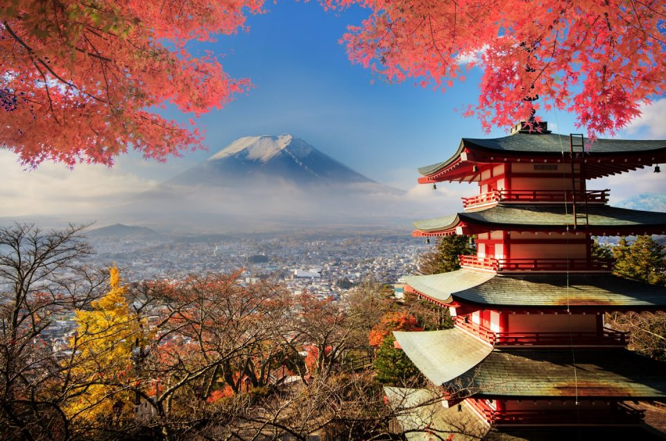 Top 5 Things to Do in Japan While You Still Can