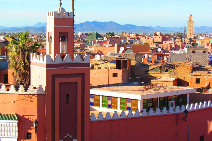 7 Day Tour from Casablanca