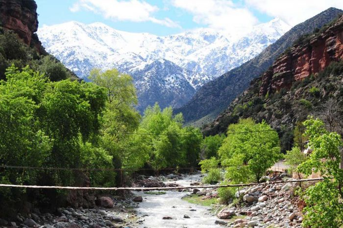 1 Day excursions from Marrakech