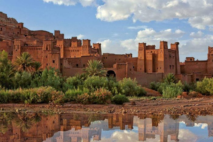Marrakech to Merzouga & Ouarzazate