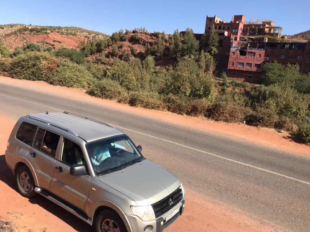 Marrakech to Chefchaouen