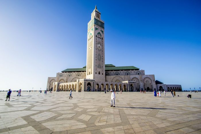 Tour from Casablanca in 14 days