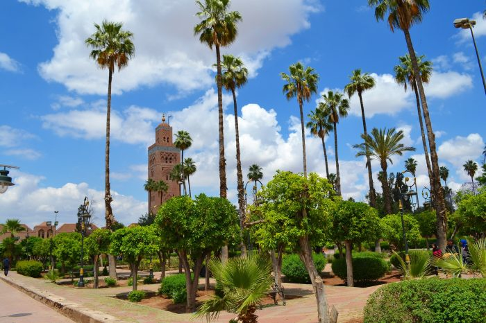 6 Days from Casablanca to Marrakech