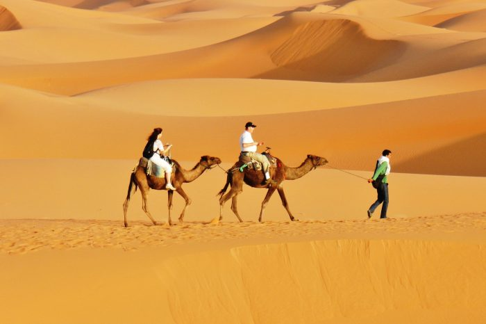 Fes to Sahara Desert and Marrakech in 6 Days!