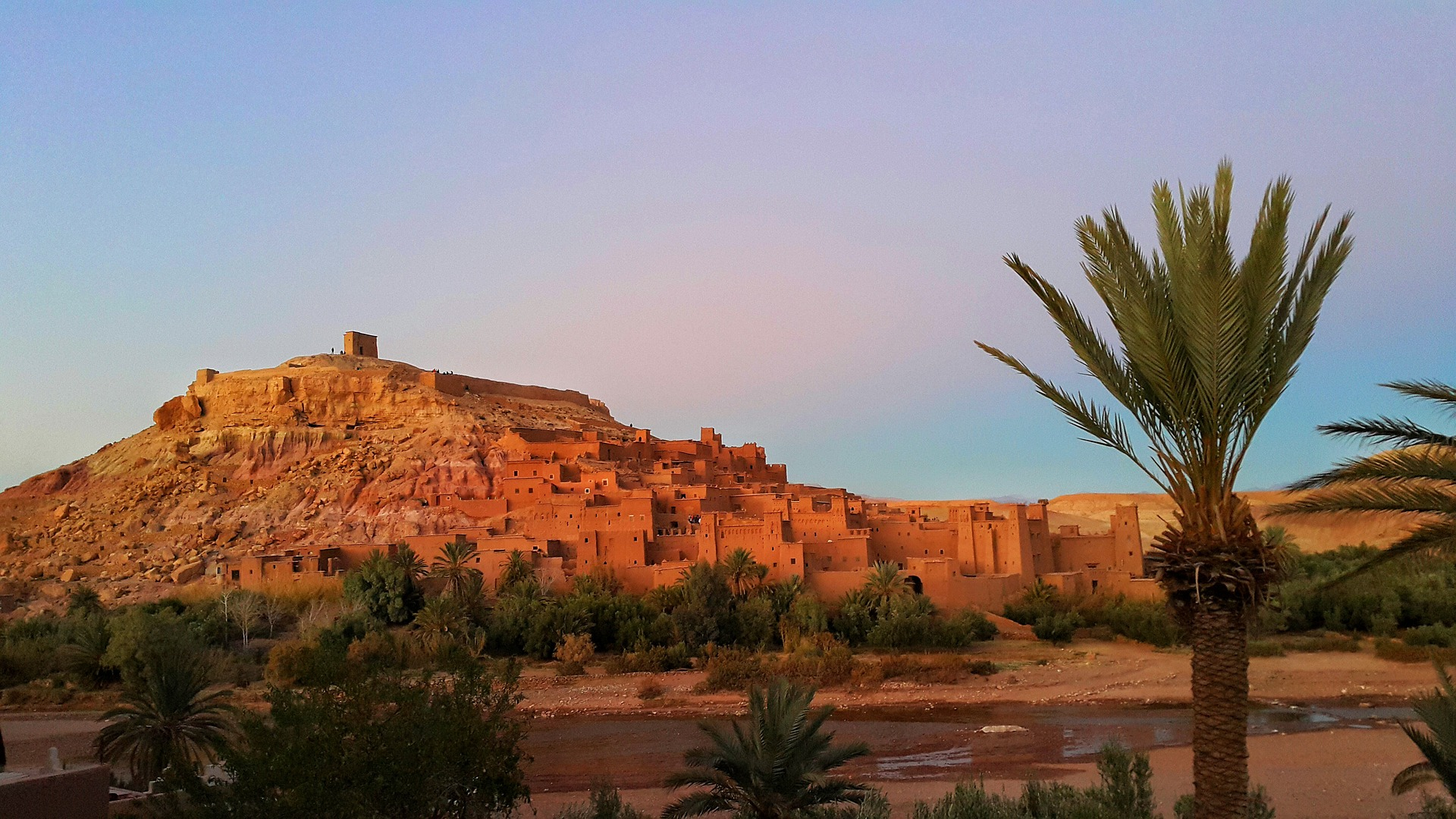 tour from tangier to ait ben haddou