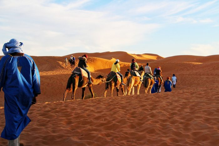 Fes to Marrakech & Merzouga Desert in 7 Days